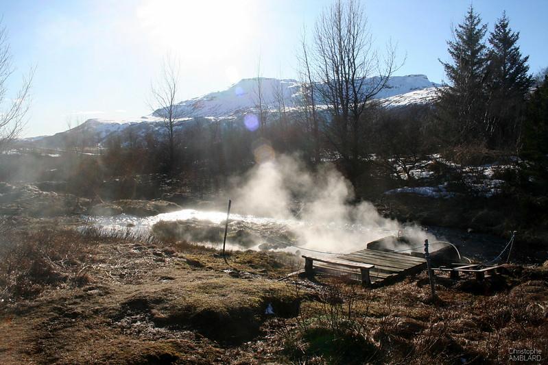 Notre source géothermale