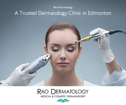 Rao Dermatology - A Trusted Dermatology Clinic in Edmonton