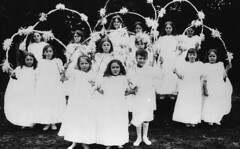 Children's concert, Willunga Church of England, 1911.