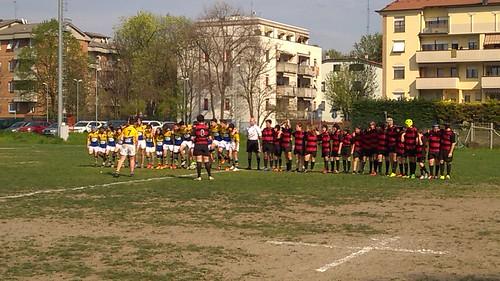UNDER 14: RPFC vs Reggio