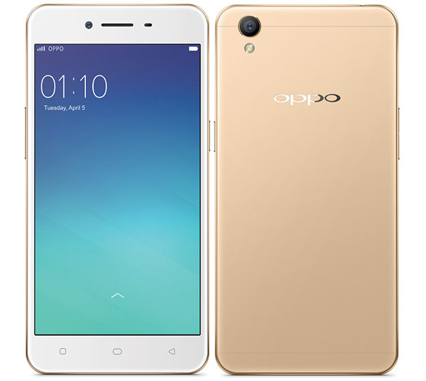 OPPO A37 promotion