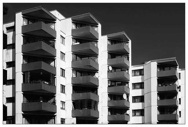 Balkonien – balconies – or place in the sun