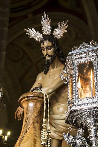 Nuestro Padre Jesús en la columna y azotes