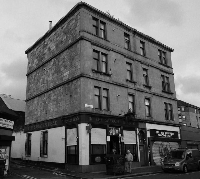 The Sarry Heid, Glesga / The Saracen's Head, Glasgow / Glaschu