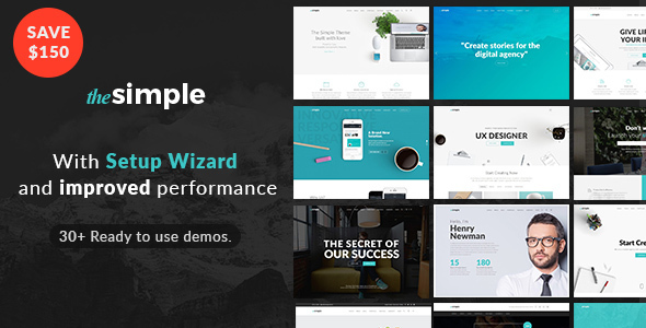 The Simple v1.1.2 - Responsive Multi-Purpose Business Theme