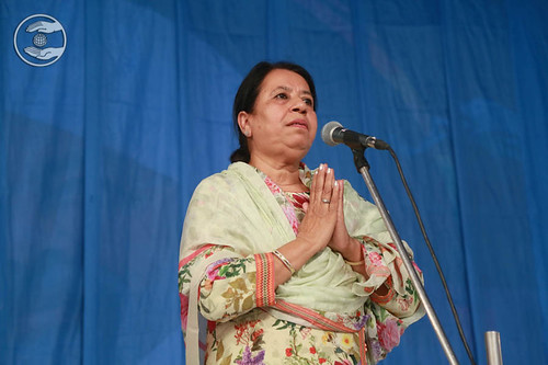 Kavita Bekal form Delhi, expresses her views