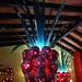 Red Skulls at La Margarita Bar por azkaged