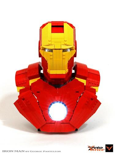 Iron Man Bust 2.0