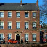 Winckley Square architecture Preston