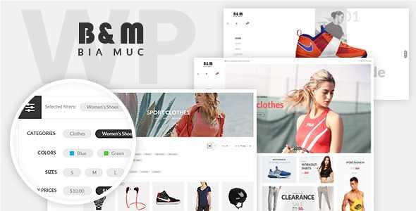 SNS BiaMuc WordPress Theme free download