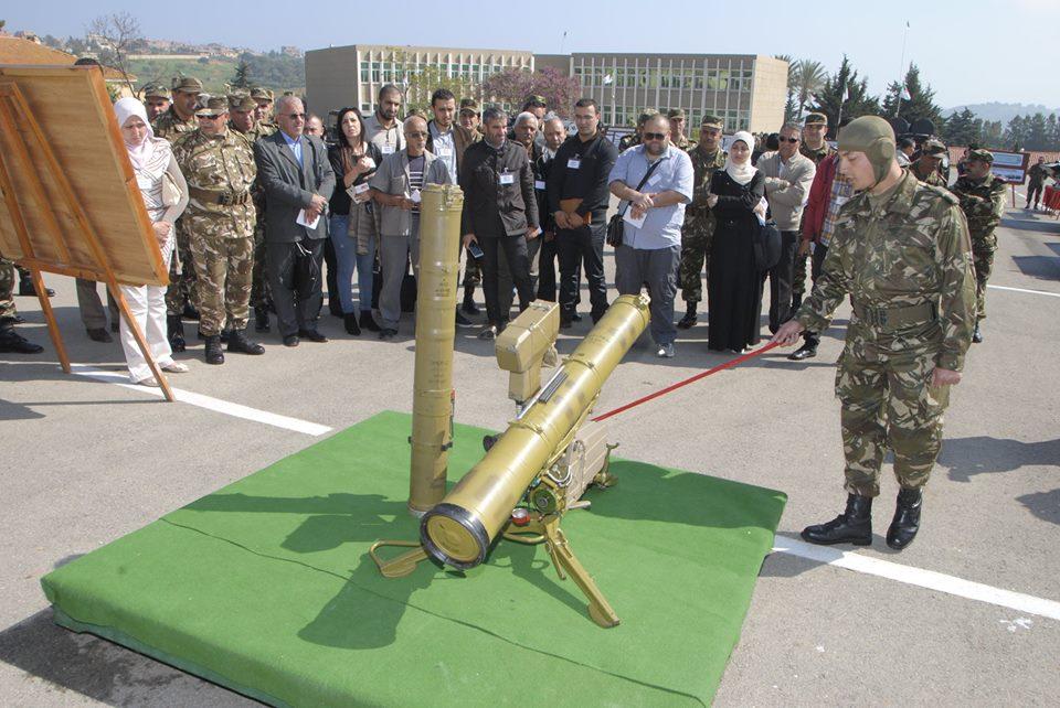 القوات البرية الجزائرية [  Missiles Anti-Chars ]   33919815906_95a400ed3a_o