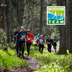 Bara 2 veckor kvar nu till #BodomTrail och #SuuntoSummit!  Formen blir bättre och bättre dag för dag och den ökning av styrketräning jag gjort det senaste året har gett bra resultat.  Kommer bli ett spännande race och en härlig helg i Finland.  Någon anna