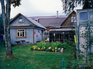 Витенево / Dacha life near Moscow
