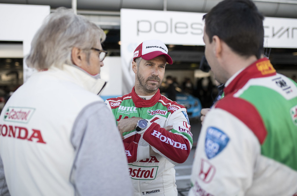 MONTEIRO Tiago (prt) Honda Civic team Castrol Honda WTC ambiance portrait during the 2017 FIA WTCC World Touring Car Race of Italy at Monza, from April 28 to 30  - Photo Gregory Lenormand / DPPI