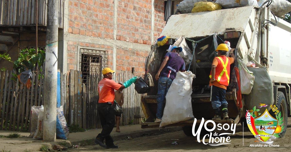Habrá recolección de basura durante el feriado