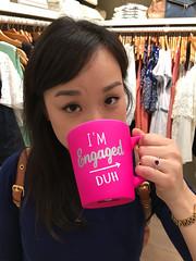 Duh, She's Engaged