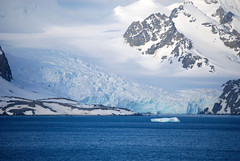 How majestic?  How huge?  How utterly awesome?  Antarctica in summer.