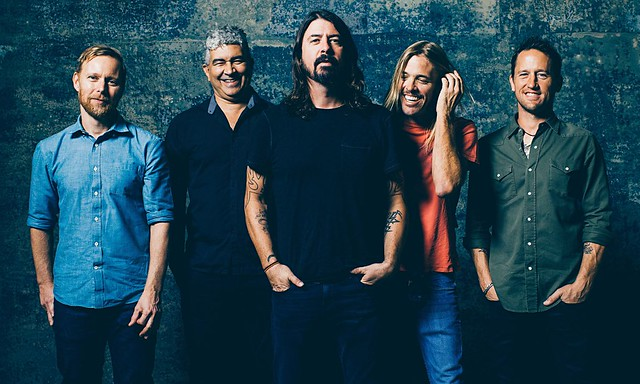 Ranking: Every Foo Fighters Song from Worst to Best