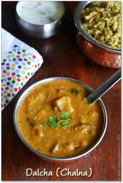 Chalna for Biryani Recipe
