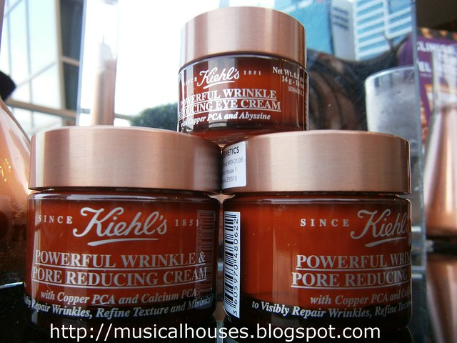 kiehls wrinkle reducing face and eye cream 1