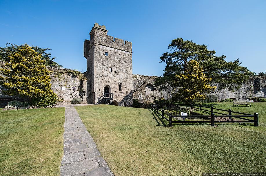 Старый Южный Уэльс. День 1 - Caldicot Castle