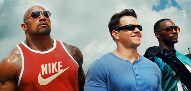Dolor y Dinero Mark Wahlberg, Dwayne The Rock Johnson
