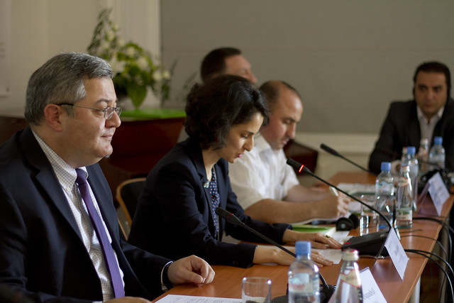 "Conference ""South Caucasus on the Crossroads"""