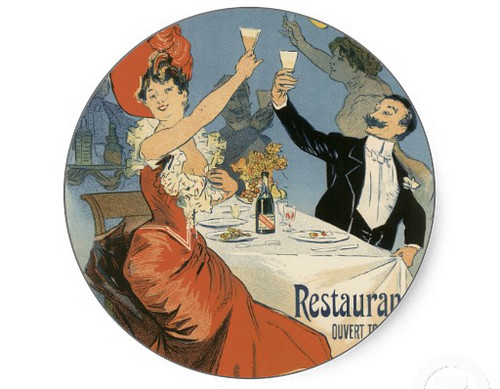 Restaurant - French vintage