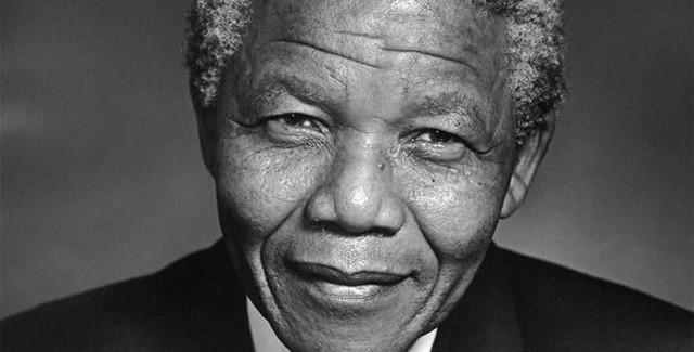 Nelson Mandela from Flickr via Wylio