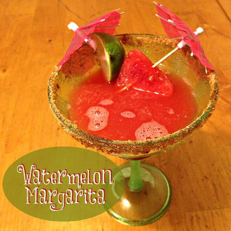 Watermelon Margarita by Food Good, Laundry Bad