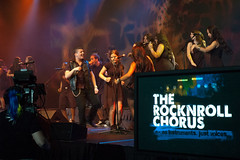 2013 RockNRoll Chorus Performance at Full Sail Live