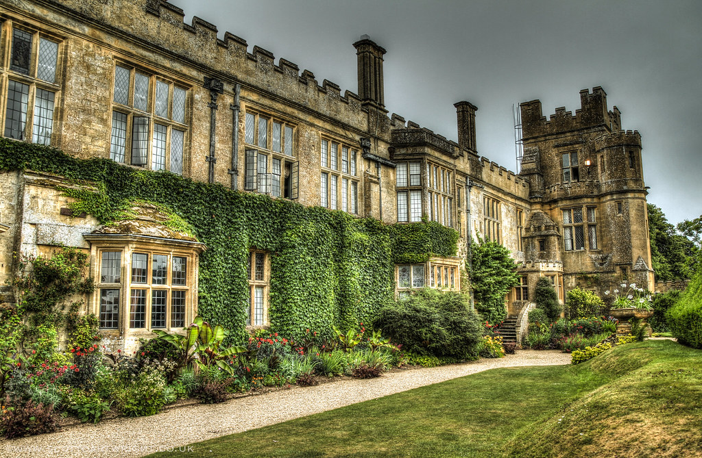 Sudeley Castle Hdr Scott Cartwright Photography