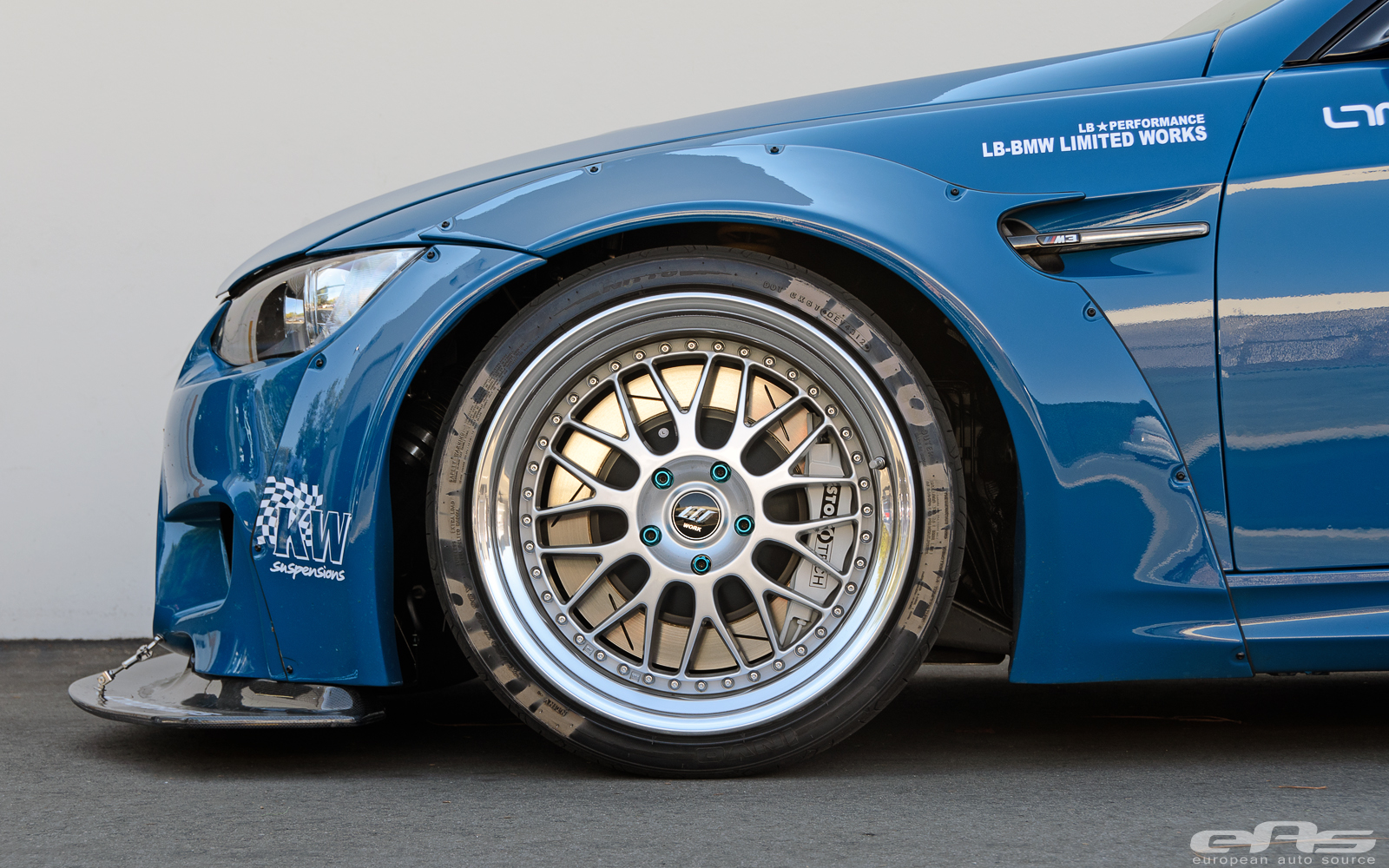 KW Equipped, Supercharged E92 M3 | KW Automotive Blog