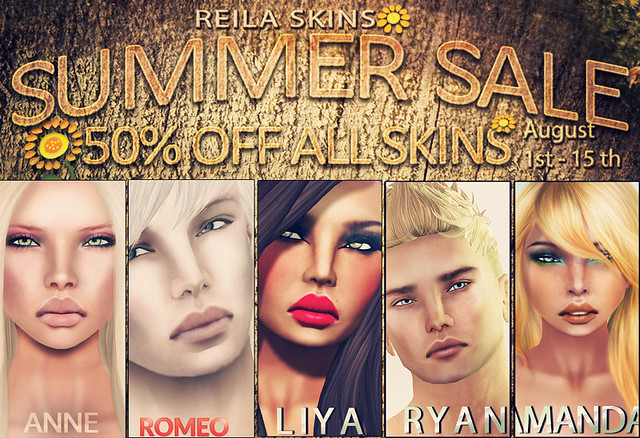 Reila Skins - Summer Sale