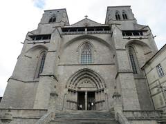 L'Abbatiale St.-Robert à La Chaise Dieu - Photo of Beaune-sur-Arzon
