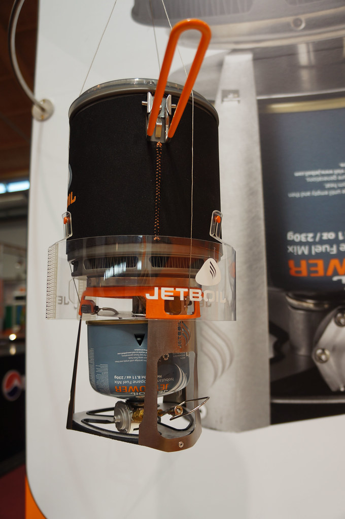Jetboil Joule Alpinist add-on