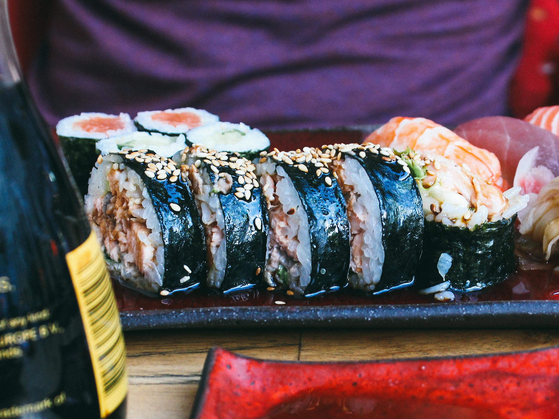 Thom's sushi