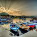 a sunrise by Nejdet Duzen