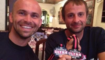 Jako jediní dva Češi jsme zvládli ultramaraton ve Stockholmu