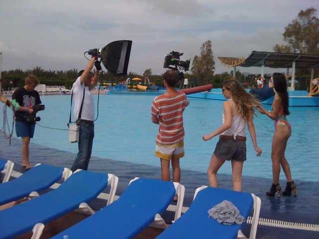 Behind the scenes: Missguided Ibiza fashion shoot