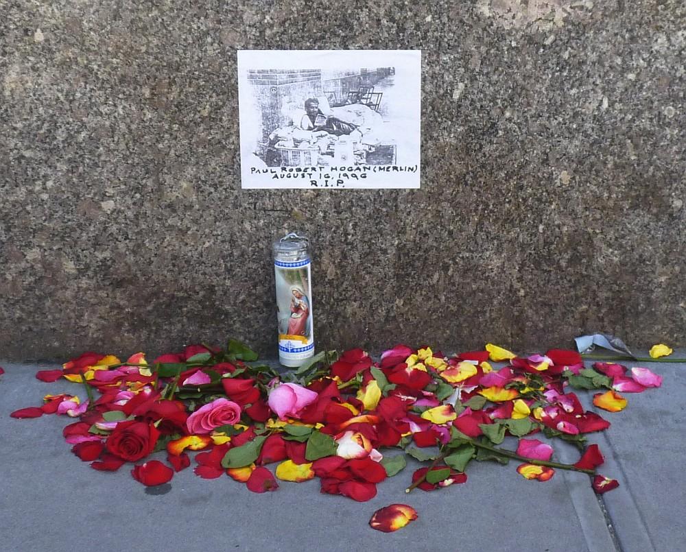 Merlin Memorial