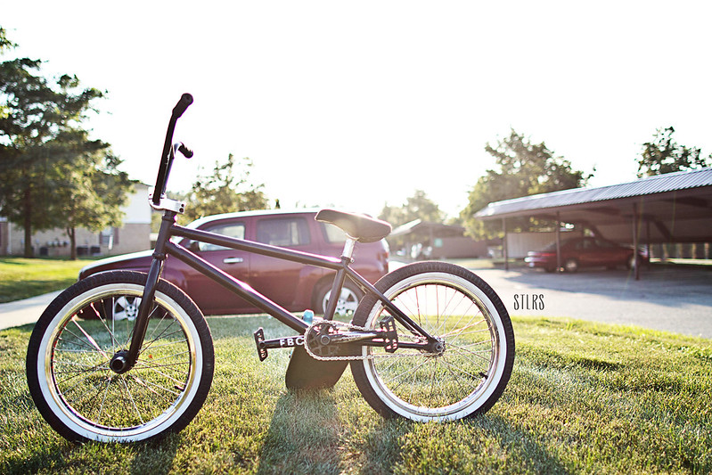 STLRS Blake Bike