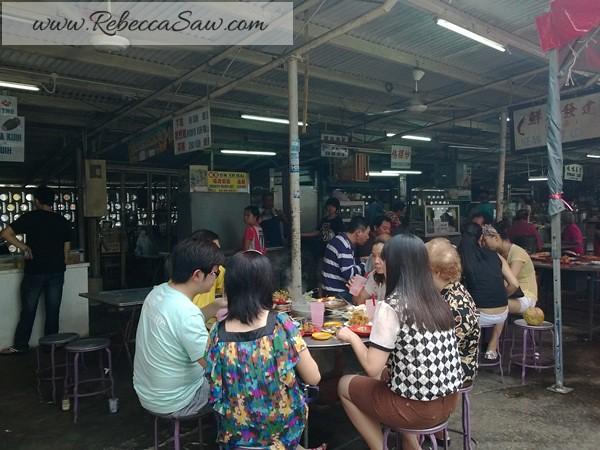 Penang Padang Brown - Char Koay Teow-007