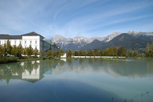 austria admont styria stiftadmont bibliothekundmuseum monasteray