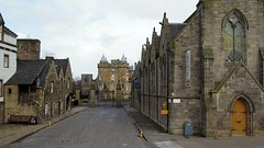 Abbey Strand & Palace of Holyroodhouse, Edinburgh