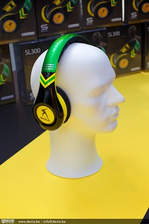 SL300 Headphones