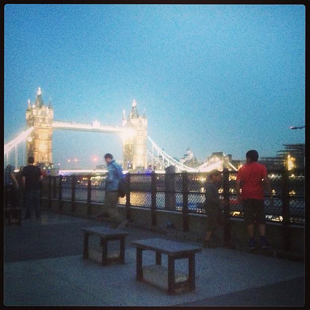 Sleepless in London