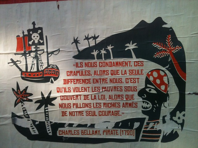 La morale des pirates, par Charles Bellamy