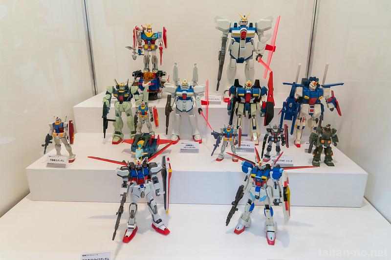 キャラホビ2013-リアルロボット博物館-DSC00487
