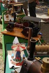 Kleine Dampfmaschinen